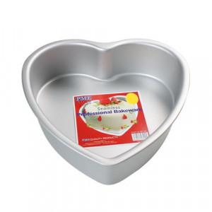 Moule à Gâteau Coeur 15 cm x H.7,5 cm PME