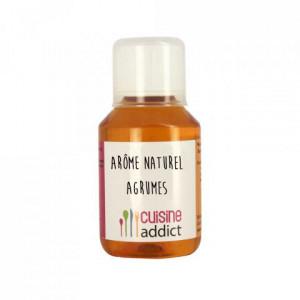 Arôme Naturel Agrumes 115 ml Cuisineaddict