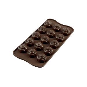 Moule à Chocolat 15 Roses Easy Choc - Silicone Spécial Chocolat