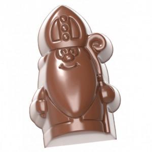Moule Chocolat Saint Nicolas 4 cm (x21) Chocolate World