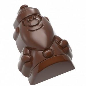 Moule Chocolat Père Noël 3,8 cm (x21) Chocolate World