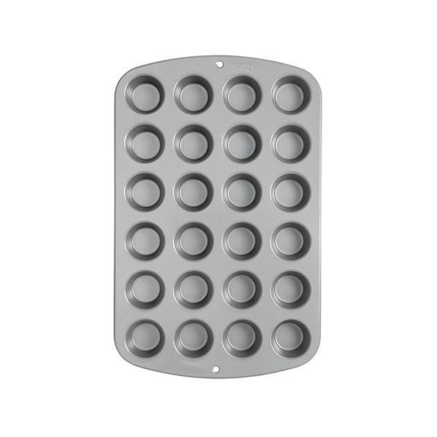 Moule mini muffin x24 Wilton