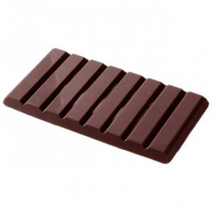 Moule Chocolat Tablette Kit-Kat 197x95 mm (x1) Chocolate World