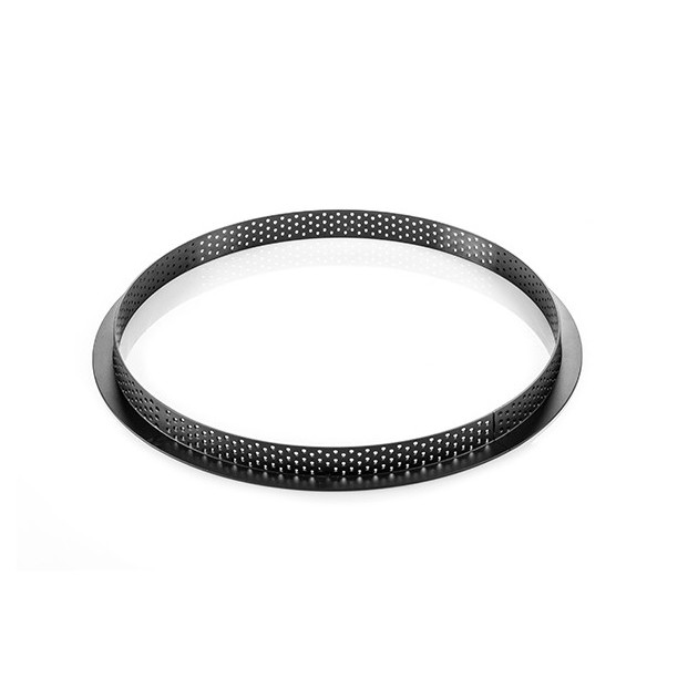 Cercle a tarte perfore Ø25 cm Silikomart 3D Design