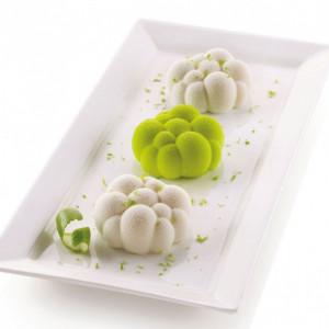 Mini Moule Silicone Bulle Bollicine Silikomart 3D Design