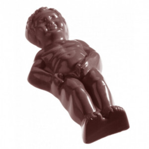 Moule Chocolat Manneken Pis 80 mm (x9) Chocolate World