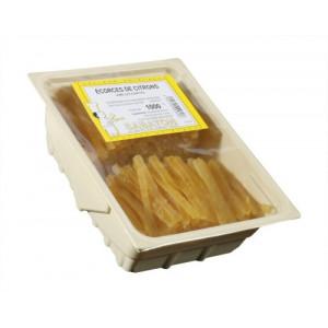 Ecorces Citron Confit en Lamelles 1 kg Sabaton