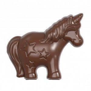 Moule Chocolat Licorne 45 mm (x12) Chocolate World
