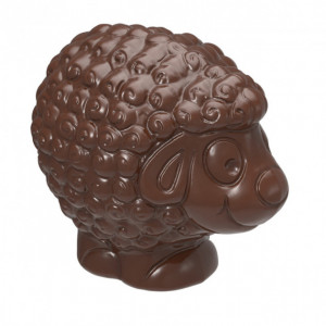 Moule Chocolat Mouton 37,5 mm (x18) Chocolate World