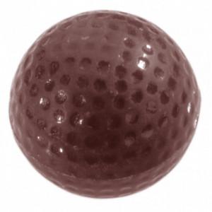 Moule Chocolat Balle de Golf Ø 30 mm (x24) Chocolate World