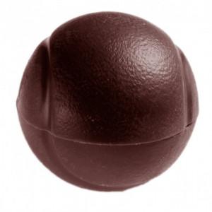 Moule Chocolat Balle de Tennis Ø 60 mm (x8) Chocolate World