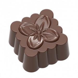 Moule Chocolat Bonbon Fleur Jeffery Koo (x24) Chocolate World