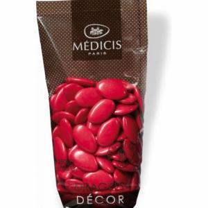 Dragées Chocolat Fuchsia 250g Médicis