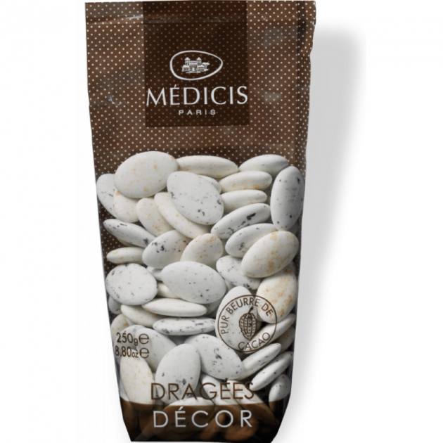 Dragees Chocolat Oceane 250g Medicis