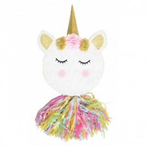Piñata Tête de Licorne Scrapcooking