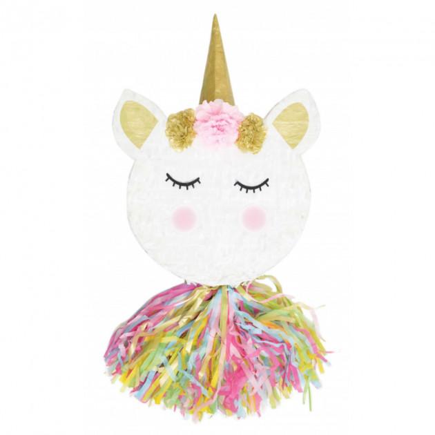 Piñata Tete de Licorne Scrapcooking