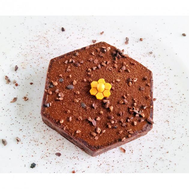 Cercle a tarte hexagone disponible en plusieurs tailles De Buyer