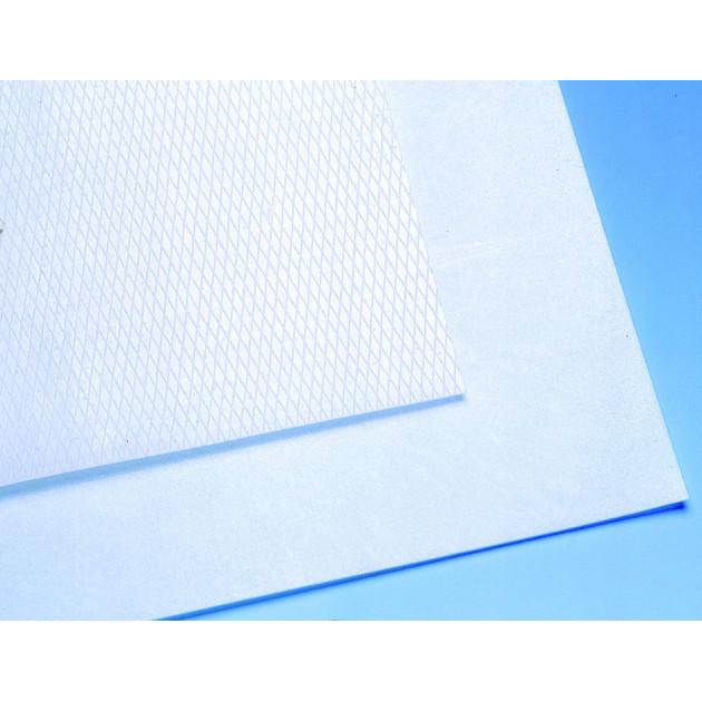 Azyme - Feuille Neutre Lisse (x25) - 32 x 23 cm pour Nougats et Calissons