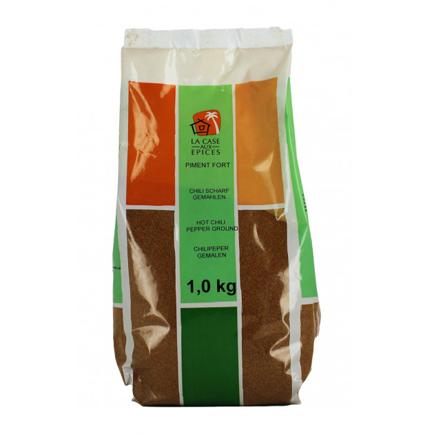 Piment Extra-fort rouge 1kg La Case Aux epices