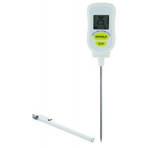 Thermomètre sonde electronique étanche -50 +350 °C Matfer