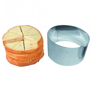 Cercle à Pain Surprise 24 cm x H 12 cm Matfer