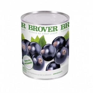 Cassis (grains de) au Sirop léger 4/4 Brover