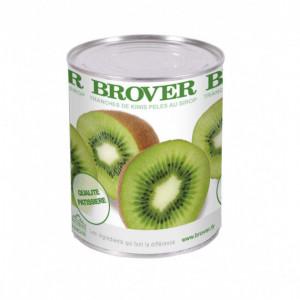 Kiwi en tranches au Sirop léger 4/4 Brover