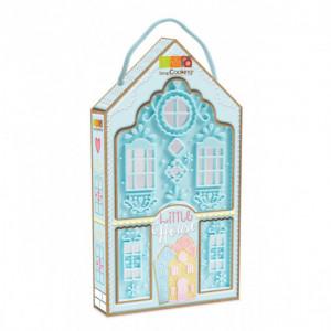 Emporte pièce Little House 20 x 11 x 1,5 cm Scrapcooking