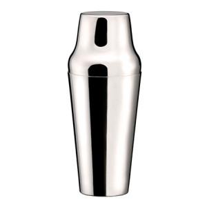 Shaker 2 pièces inox 18/10 75 cl