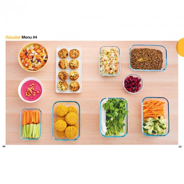 Lunchbox a emporter et recettes saines