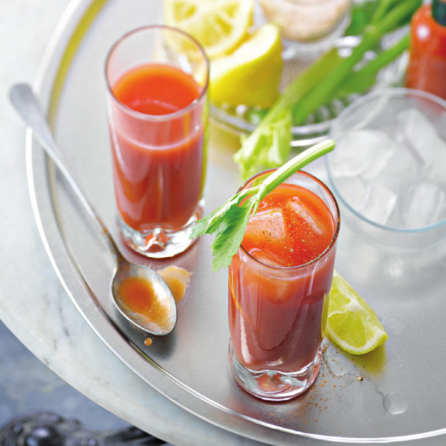 Recette du cocktail bloody mary