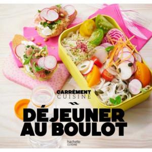 Livre de 100 recettes Déjeuner au boulot, Hachette