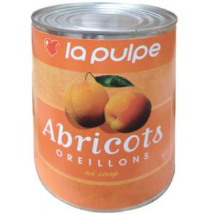 Oreillons Abricot 4/4