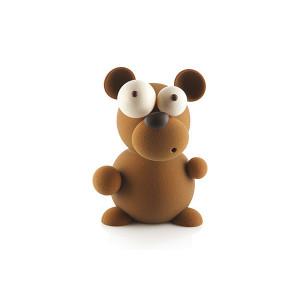 Kit Moules Chocolat Ours en PVC 14 x 16 x 21 cm (x5) Silikomart