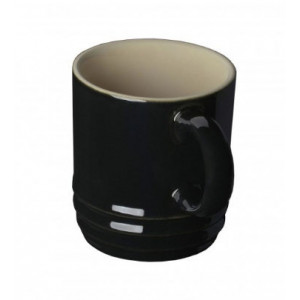 Tasse Espresso Noir Ebene (noir)  7 cl Le Creuset