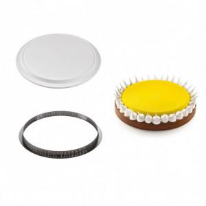 Kit Moule Silicone 1 Tarte Ø 230mm Silikomart Professional