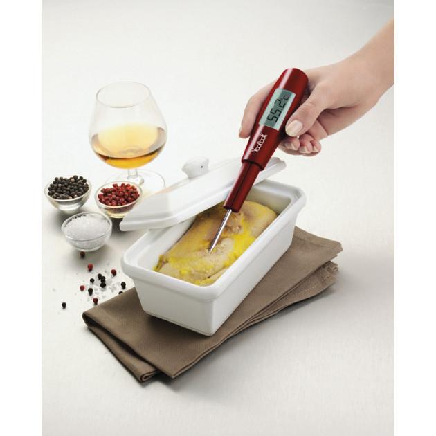 Spatule Thermometre Foie gras Youcook