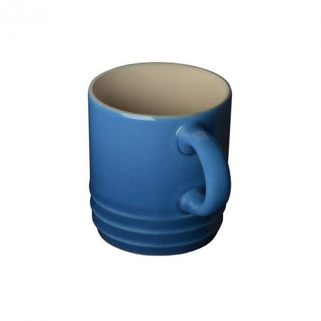 FIN DE SERIE Tasse Espresso Marseille (bleu) 7 cl Le Creuset