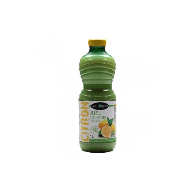 Jus de Citron en Bouteille 1L Carth'Agrume