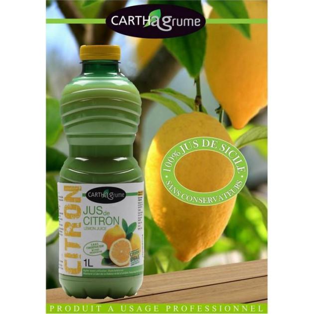 Pur Jus de Citron 1L