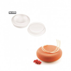 Moule Silicone Eclipse Ø140 mm Silikomart
