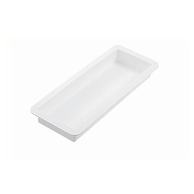 Moule silicone 30 cm rectangulaire Silikomart Professional