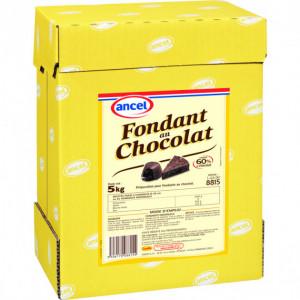 Fondant au Chocolat 5 kg, Préparation pour