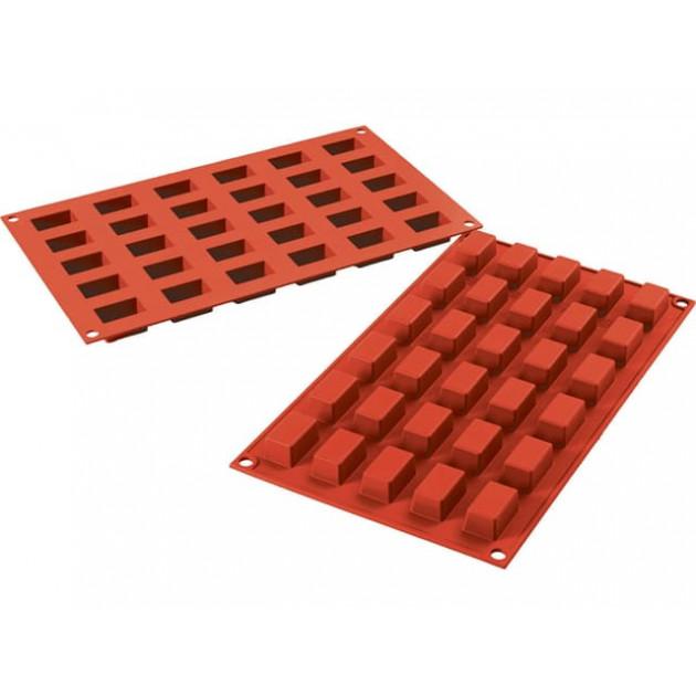 Moule 30 Mini Cakes en Silicone