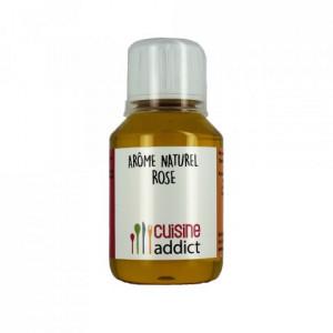 Arôme Alimentaire Naturel Rose 115 ml Cuisineaddict
