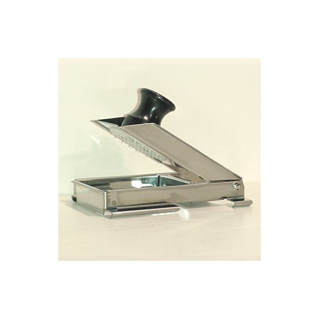 Chariot Protecteur Inox pour Mandoline Bron Coucke