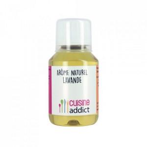 Arôme alimentaire naturel Lavande 115ml Cuisineaddict