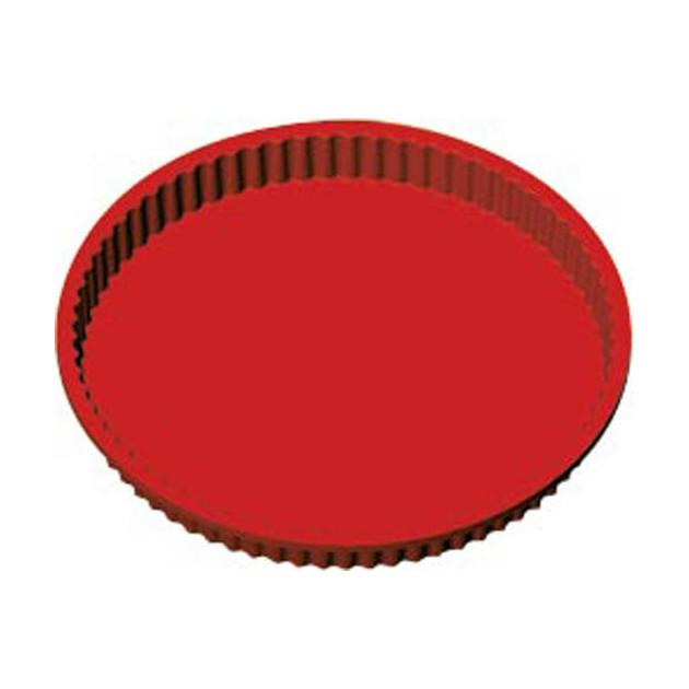 Moule Silicone Tourtiere 26 cm x H 3 cm Silikomart