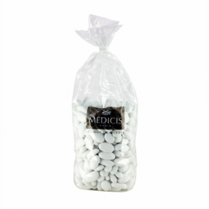 Dragées aux Fruits Blanc 1kg Médicis