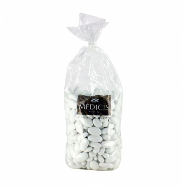 Dragees Tendresse Fruits Blanc 1kg Medicis